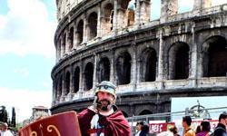 Legio II AVGVSTA al Natale di Roma